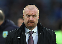 Burnley manager Sean Dyche before the match - Mandatory by-line: Jack Phillips/JMP - 10/12/2016 - FOOTBALL - Turf Moor - Burnley, England - Burnley v AFC Bournemouth - Premier League