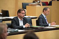 DEU, Deutschland, Germany, Berlin, 21.09.2018: Umweltstaatssekretär Florian Pronold (SPD) während einer Sitzung im Bundesrat.