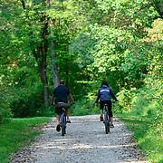 Hocking Hills State Park Mountain Bike Trail