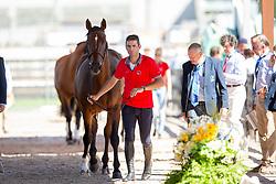 Muff Werner, SUI, Daimler<br /> World Equestrian Games - Tryon 2018<br /> © Hippo Foto - Sharon Vandeput<br /> 17/09/2018