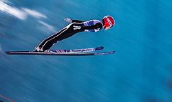 27.02.2019, Seefeld, AUT, FIS Weltmeisterschaften Ski Nordisch, Seefeld 2019, Skisprung, Damen, im Bild Eva Pinkelnig (AUT) // Eva Pinkelnig of Austria during the ladie's Skijumping of the FIS Nordic Ski World Championships 2019. Seefeld, Austria on 2019/02/27. EXPA Pictures © 2019, PhotoCredit: EXPA/ JFK