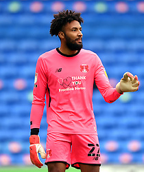 File photo dated 20-03-2021 of Leyton Orient goalkeeper Lawrence Vigouroux. Issue date: Tuesday October 12, 2021.