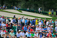 Shane Lowry (IRL) on the 2nd tee during the 1st round at the The Masters , Augusta National, Augusta, Georgia, USA. 11/04/2019.<br /> Picture Fran Caffrey / Golffile.ie<br /> <br /> All photo usage must carry mandatory copyright credit (© Golffile | Fran Caffrey)