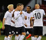 England Under 21 v Scotland U21 130813