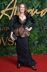 Jerry Hall attending the Fashion Awards in association with Swarovski held at the Royal Albert Hall, Kensington Gore, London