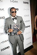 """Sean 'Diddy' Combs at the cocktail party celebrating Sean """"Diddy"""" Combs appearance on the """" Black on Black """" cover of L'Uomo Vogue's October Music Issue"""