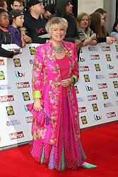 Gloria Hunniford, Pride of Britain Awards, Grosvenor House Hotel, London UK. 28 September, Photo by Richard Goldschmidt /LNP © London News Pictures
