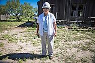 Sister Elizabeth Riebschlaeger in Texas' Eagle Ford Shale region.