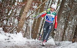 05.01.2015, Paul Ausserleitner Schanze, Bischofshofen, AUT, FIS Ski Sprung Weltcup, 63. Vierschanzentournee, Training, im Bild Simon Ammann (SUI) // Simon Ammann (SUI) during Training of 63rd Four Hills Tournament of FIS Ski Jumping World Cup at the Paul Ausserleitner Schanze, Bischofshofen, Austria on 2015/01/05. EXPA Pictures © 2015, PhotoCredit: EXPA/ JFK