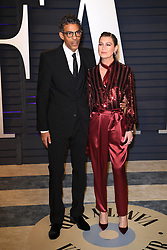 Ellen Pompeo and Chris Ivery attending the 2019 Vanity Fair Oscar Party hosted by editor Radhika Jones held at the Wallis Annenberg Center for the Performing Arts on February 24, 2019 in Los Angeles, CA, USA. Photo by David Niviere/ABACAPRESS.COM