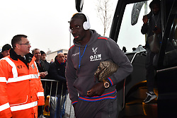 "Crystal Palace's Bakary Sako before the Premier League match at The Hawthorns, West Bromwich. PRESS ASSOCIATION Photo Picture date: Saturday December 2, 2017. See PA story SOCCER WBA. Photo credit should read: Anthony Devlin/PA Wire. RESTRICTIONS: EDITORIAL USE ONLY No use with unauthorised audio, video, data, fixture lists, club/league logos or ""live"" services. Online in-match use limited to 75 images, no video emulation. No use in betting, games or single club/league/player publications."