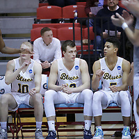 NCAA Men's Basketball: University of Wisconsin-Eau Claire Blugolds vs. Whitman College Blues