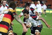 Shane Christie from Tasman during their Round 5 ITM cup Rugby match, Waikato v Tasman, at Waikato Stadium, Hamilton, New Zealand, Friday 29 July 2011. Photo: Dion Mellow/photosport.co.nz