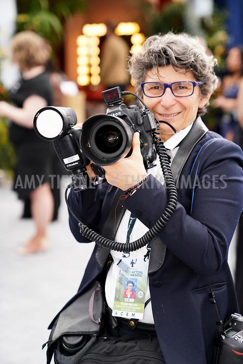 AFP Photographer Valerie Macon