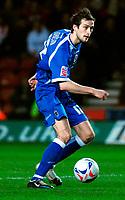 Photo: Alan Crowhurst.<br /> Southampton v Cardiff City. Coca Cola Championship. 13/03/2007. Cardiff's Roger Johnson.