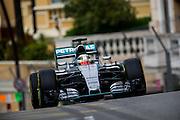 May 20-24, 2015: Monaco Grand Prix - Lewis Hamilton (GBR), Mercedes
