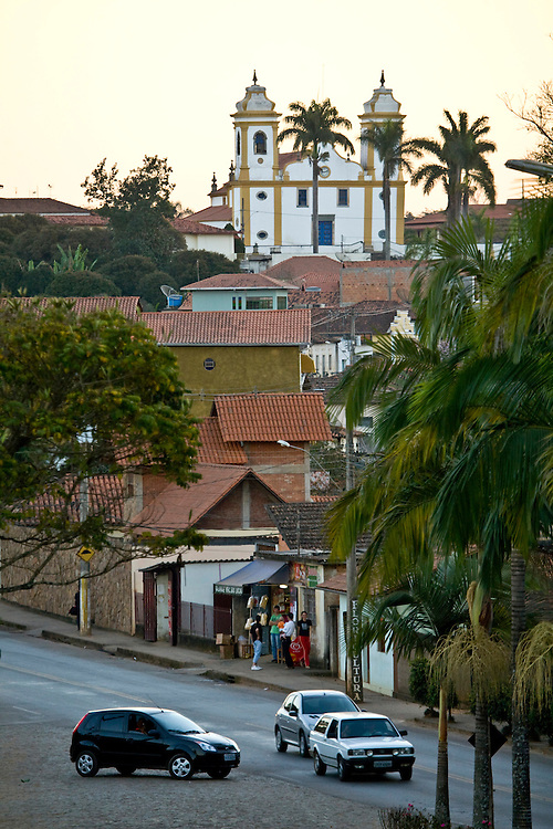 Sao Bras do Suacui_MG, Brasil...Igreja Matriz de Sao Bras do Suacui, essa cidade e a zona do Campos das Vertentes em Minas Gerais...The Sao Bras do Suacui mother church, Minas Gerais...Foto: JOAO MARCOS ROSA / NITRO
