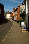 Old Mariner pub, New Street, Woodbridge, Suffolk, England