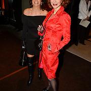 Eenjarig bestaan Louis Vuitton Nederland, Rosanna Lima en Marijke Helwegen