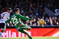 Valencia CF's   Mathew Ryan during La Liga match. January 17, 2016. (ALTERPHOTOS/Javier Comos)