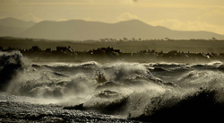 File photo dated 05/12/13 of the village of Allonby in the backdrop of the Lake District in Cumbria, as the Lake District has been designated as a World Heritage Site, Unesco has said.