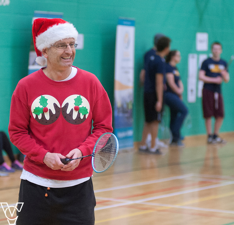 Lincolnshire Sport<br /> Workplace Challenge Festive Games<br /> December 4, 2014<br /> <br /> Picture: Andrew Vaughan/Chris Vaughan Photography