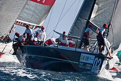 Race one and two, AUDI MedCup Cartagena, Spain, 25th August 2010,  trofeo Caja Mediterraneo, Region de Murcia (24 - 29 August 2010) © Sander van der Borch / Artemis