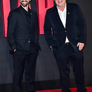 Greg Yolen and Bill Condon Arrivers at World Premiere of The Good Liar on 28 October 2019, at the BFI Southbank, London, UK.