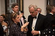 MRS. PHILIP CATH; RUPERT PHELPS, The Gilded Desert ( and Other allegories of The Beau-Monde )' Robillant + Voena , 38 Dover St  London. 4 September 2018