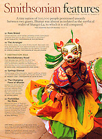 Smithsonian Magazine-Bhutan