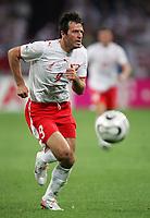 Gelsenkirchen 9/6/2006 World Cup 2006<br /> <br /> Poland Ecuador - Polonia Ecuador 0-2<br /> <br /> Photo Andrea Staccioli Graffitipress<br /> <br /> Maciej Zurawski Poland