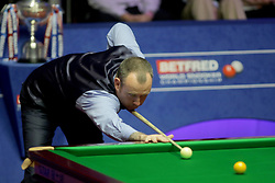 Mark Wiliams during day seventeen of the 2018 Betfred World Championship at The Crucible, Sheffield.