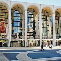 Metropolitan Opera House New York City