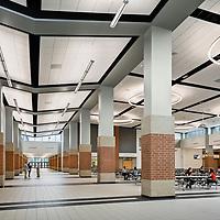 Paul Duke STEM High School Commons Area - Norcross, GA