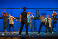 Dress rehearsal for West Side Story at Gilford High School.  Karen Bobotas/for the Laconia Daily Sun