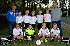20140913 NED: Jeugdvoetbal Zwaluwen Utrecht E5 - VV Maarssen E5, Utrecht