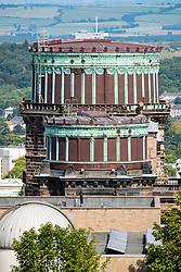 The Royal Observatory on Blackford Hill , Edinburgh, Scotland, UK