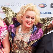 NLD/Amsterdam/20150629 - Uitreiking Rainbow Awards 2015, oragnisatie ......... mayday en Karin Bloemen