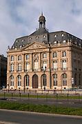 Bourse Maritime, Quai Louis 18. Bordeaux city, Aquitaine, Gironde, France