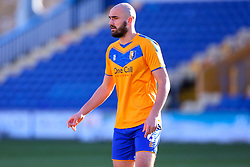Farrend Rawson of Mansfield Town - Mandatory by-line: Ryan Crockett/JMP - 27/02/2021 - FOOTBALL - One Call Stadium - Mansfield, England - Mansfield Town v Morecambe - Sky Bet League Two