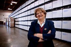 Becky Herdt,  at Plasti-Form, Fullerton, CA, USA, Retailer Services