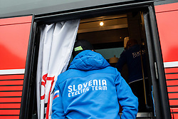Primoz Roglic of Team Slovenia after the Men Elite Road Race at UCI Road World Championship 2020, on September 27, 2020 in Imola, Italy. Photo by Vid Ponikvar / Sportida