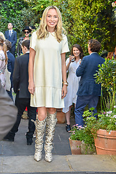 Noelle Reno at The Ivy Chelsea Garden Summer Party ,The Ivy Chelsea Garden, King's Road, London, England. 14 May 2019. <br /> <br /> ***For fees please contact us prior to publication***