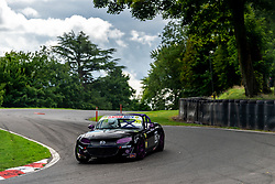 Duncan Harris pictured while competing in the BRSCC Mazda MX-5 SuperCup Championship. Picture taken at Cadwell Park on August 1 & 2, 2020 by BRSCC photographer Jonathan Elsey