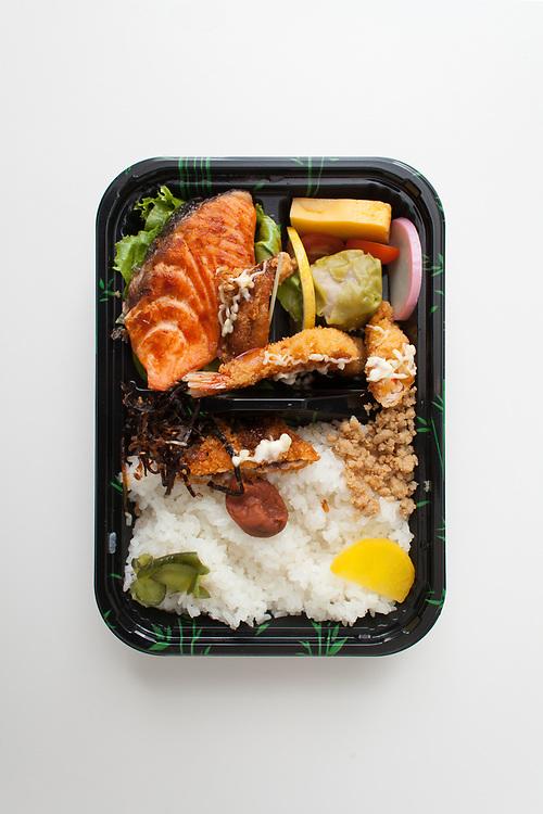 Salmon Bento from Ennju ($9.25)