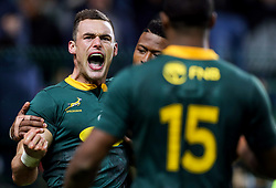 Jesse Kriel of South Africa- Mandatory by-line: Steve Haag/JMP - 23/06/2018 - RUGBY - DHL Newlands Stadium - Cape Town, South Africa - South Africa v England 3rd Test Match, South Africa Tour