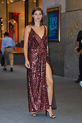 September 6, 2019, New York, New York, United States: September 5, 2019 New York City....Julia van Os attending The Daily Front Row Fashion Media Awards on September 5, 2019 in New York City  (Credit Image: © Jo Robins/Ace Pictures via ZUMA Press)