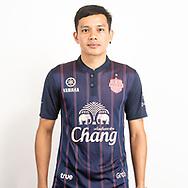 THAILAND - JUNE 26: Korrakot Wiriyadomsiri #11 of Buriram United on June 26, 2019.<br /> .<br /> .<br /> .<br /> (Photo by: Naratip Golf Srisupab/SEALs Sports Images/MB Media Solutions)