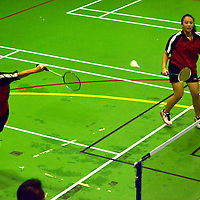 2014 River Valley High badminton