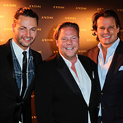 NLD/Amsterdam/20120128 - Modeshow Supertrash, Fred van Leer, Bastiaan van Schaik, Leco Zadelhof